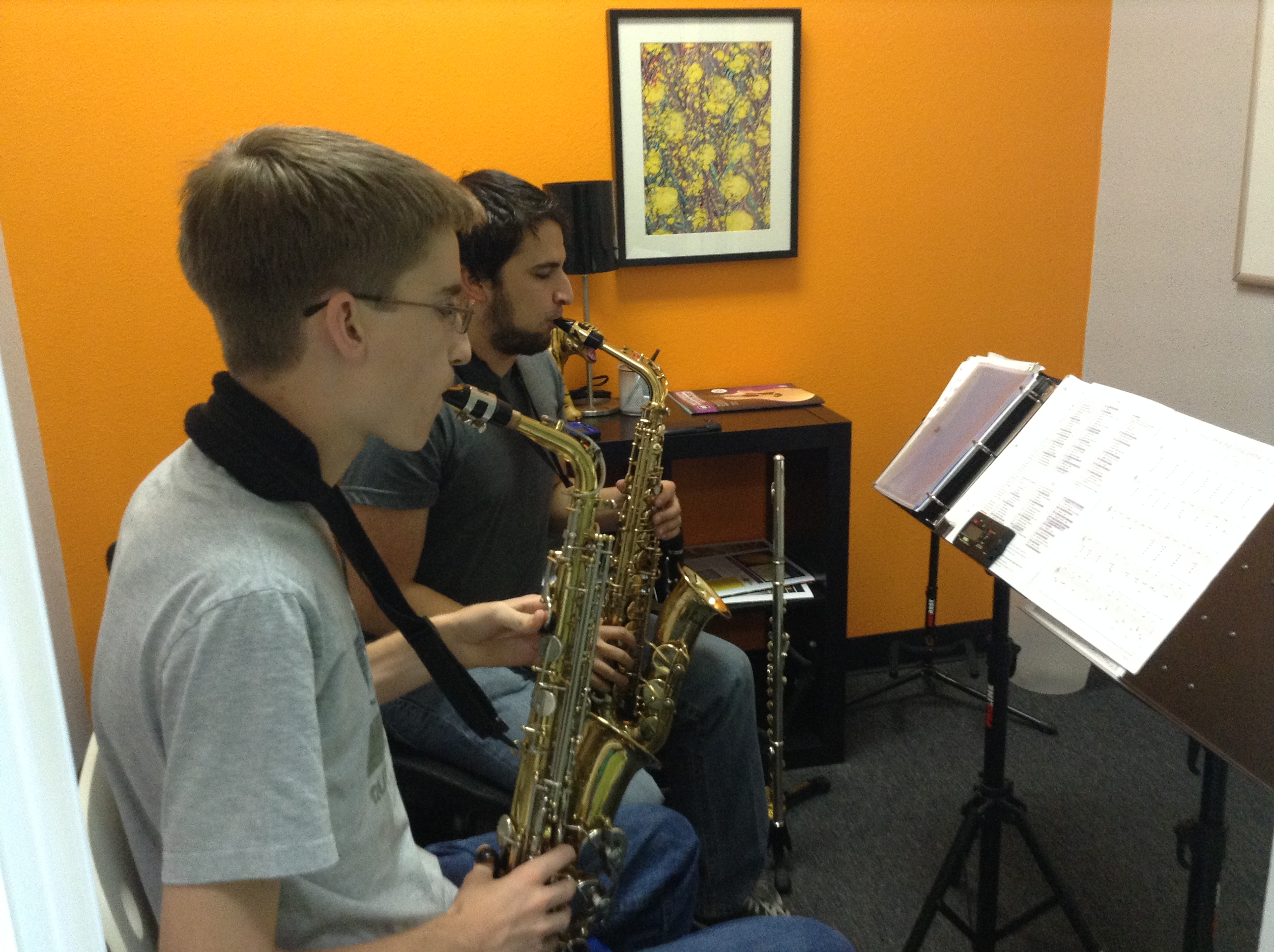Saxophone Lessons in Temecula, CA