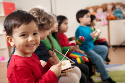 Music Classes for Little kids in Temecula, CA